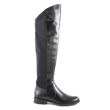 Cizme Benvenuti Women's boots Benvenuti black leather 808dc5881n