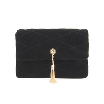 Plicuri Benvenuti Women's envelope purse Benvenuti black 2908pls39360vn
