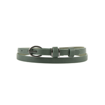 Curele Solo Donna Women's belt Solo Donna green 68dcu1507415v