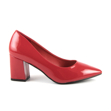Pantofi Solo Donna Women's shoes Solo Donna red lacquered 1168dp0231lr